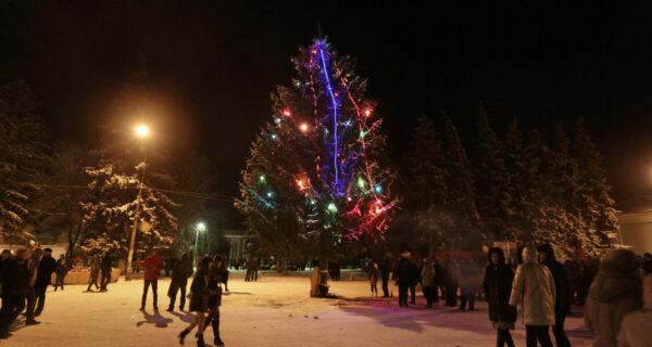Как встречали Новый год в российской глубинке