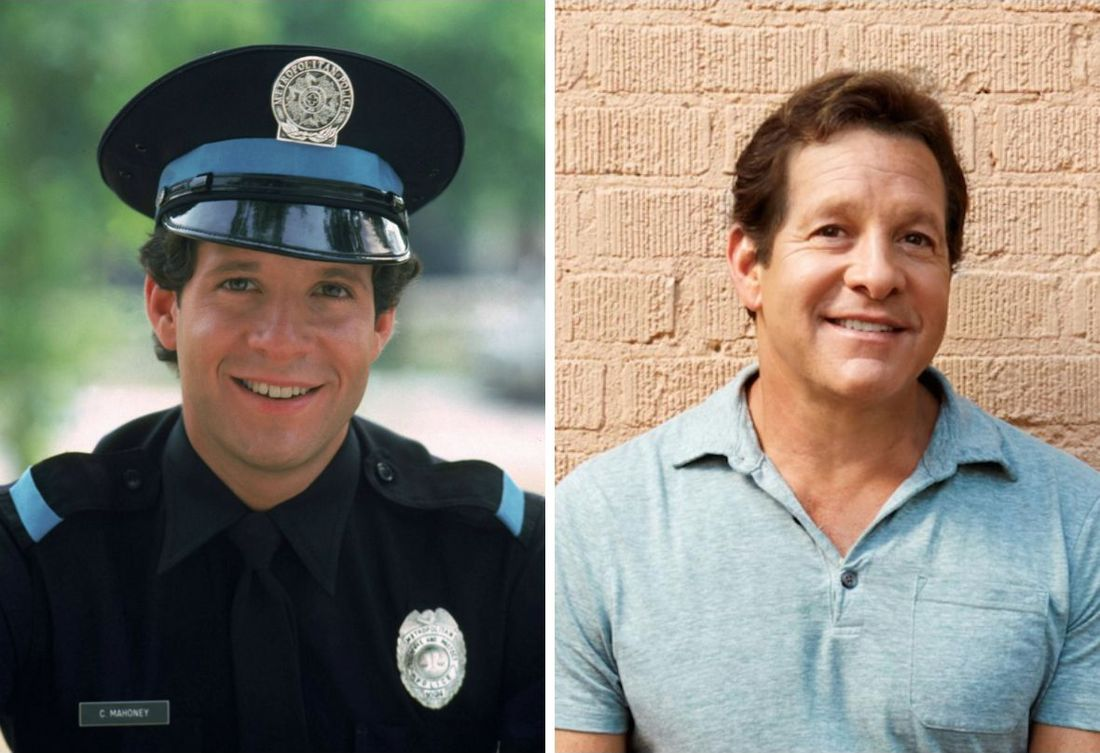 Любимые актеры Полицейской академии 32года спустя