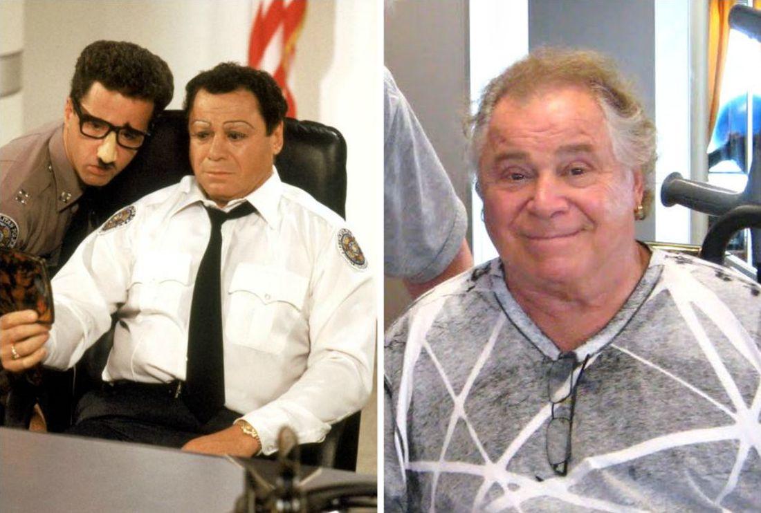 Любимые актеры Полицейской академии 32года спустя новые фото