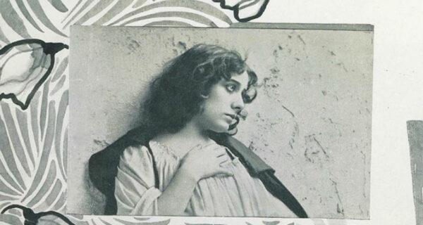 Каких женщин хотели мужчины в 1904году