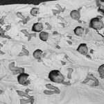Прорвало: исторические снимки беби-бума вСША
