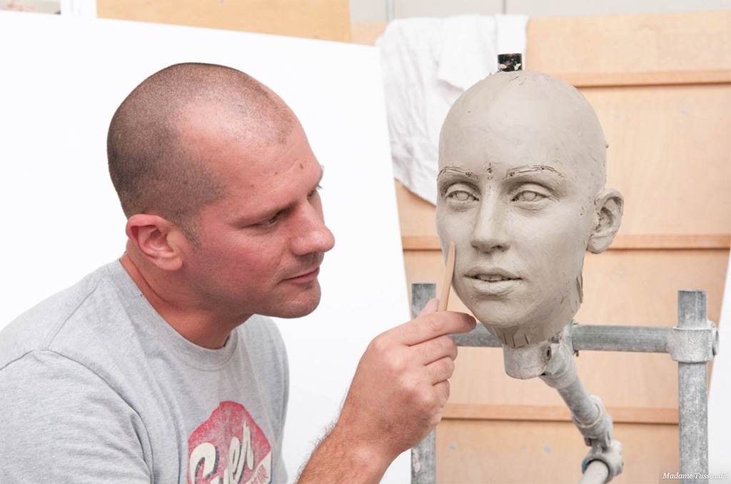 Как делают восковые фигуры музея Мадам Тюссо
