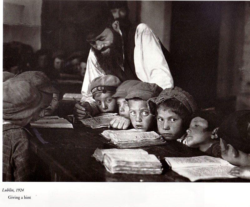 Польские евреи глазами Альтера Кацизне. Потрясающие снимки!