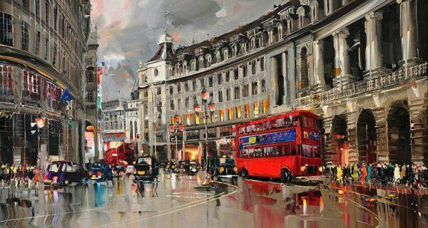 Художник, что рисует солнцем и дождем