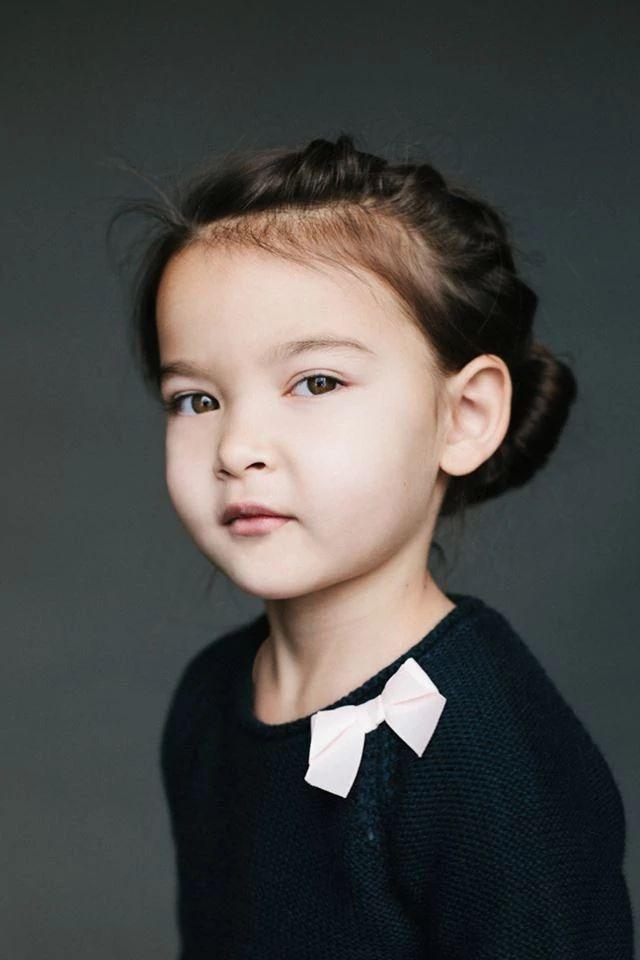 Снимки детей, соединивших в себе красоту разных 44