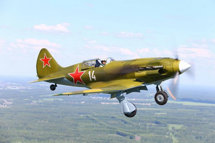 военный самолет превью1
