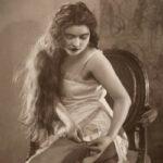 Самые красивые девушки мира на открытках 1900‑х годов
