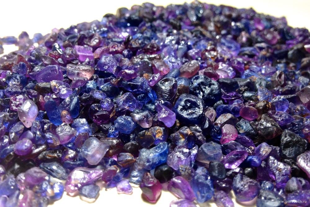 Драгоценные камни сапфир фото