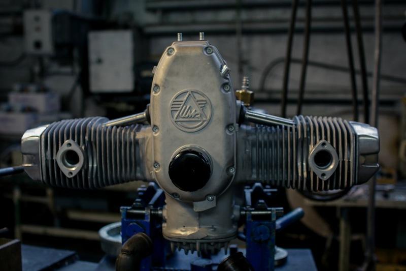 """Конструкции уже много лет. Да и по большому счету современный """"Урал"""" — это лишь глубоко модернизированная версия прототипа мотоцикла BMW 40-х годов. Но об истории расскажу в другом посте."""