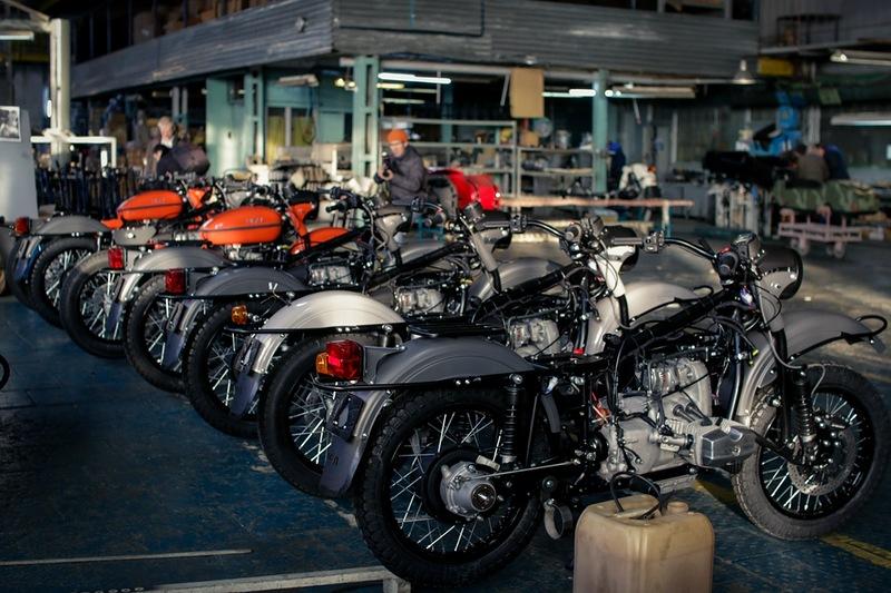 Для Россиян такой мотоцикл обойдется в сумму около 500 000 рублей.