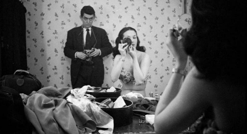 23 потрясающих кадра Стэнли Кубрика фото