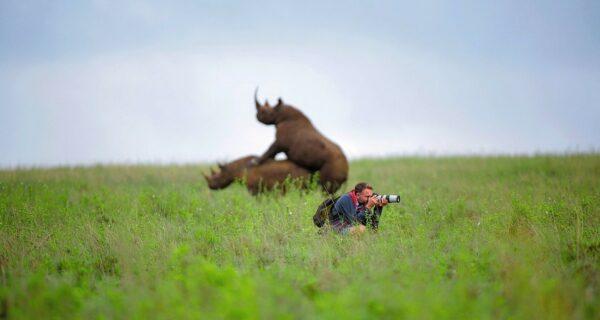 «Грег, обернись!»: фотограф рассказал, как его высмеяли в сети из-за мнимого провала