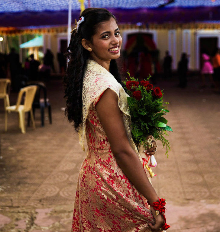Индийская женщина в сексе