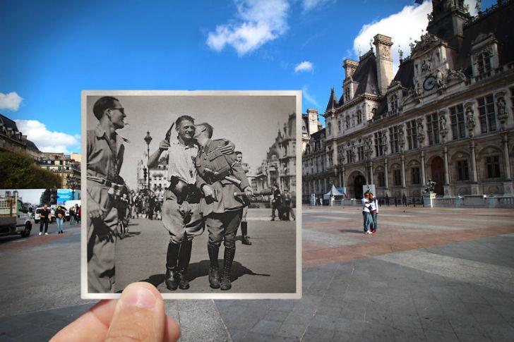 Hôtel-de-Ville 1944