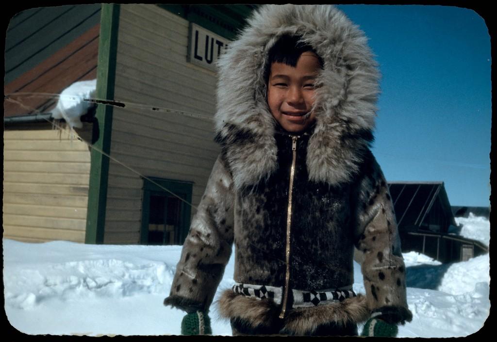 Куртка Эскимоса