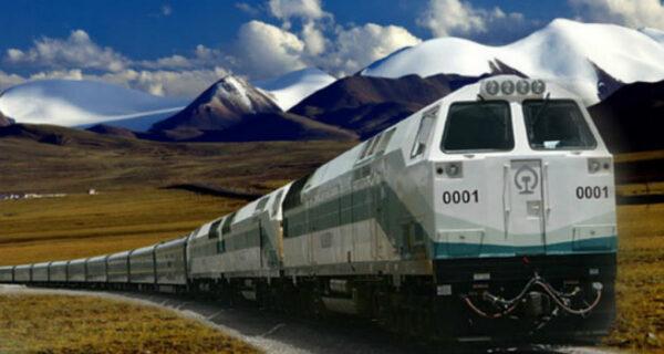 Как китайцы построили железную дорогу вТибет
