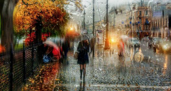 10 магнетических снимков фотографа, влюбленного вдождь