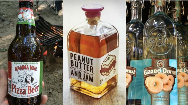 Слабоалкогольные Напитки - Список с Фото (20 ), Польза и Вред Каждого || Кислый алкогольный напиток