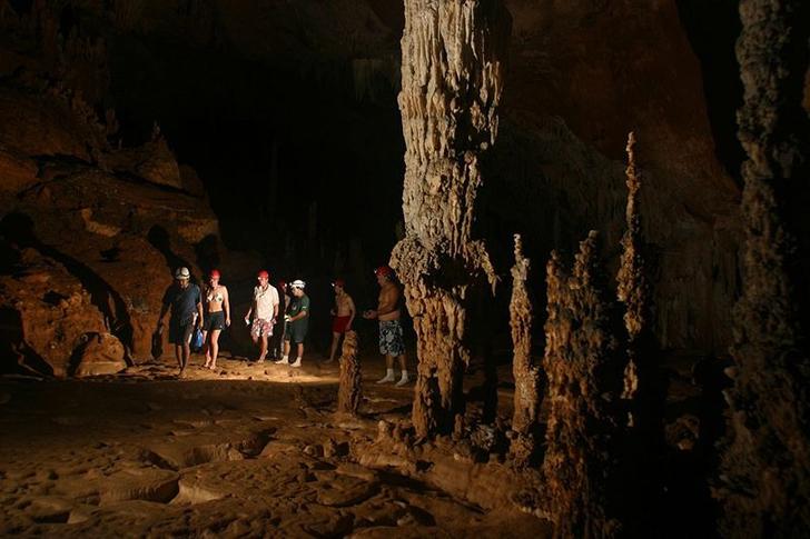 Зловещая тайна пещеры Хрустальной девы