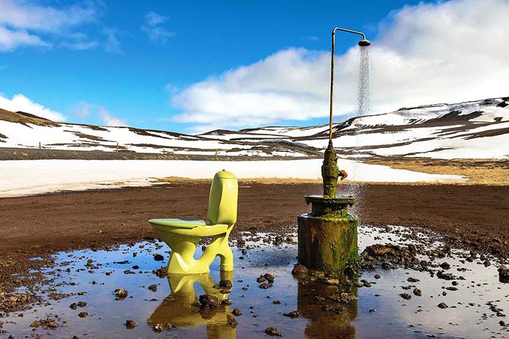 По нужде, да не в обиде: самые необычные туалеты в мире