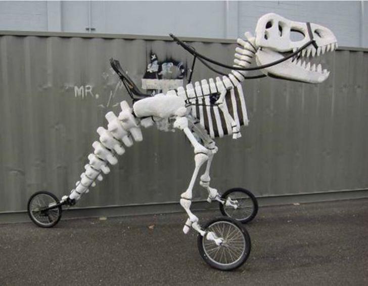 Велопробегом по предрассудкам: необычный тюнинг велосипедов