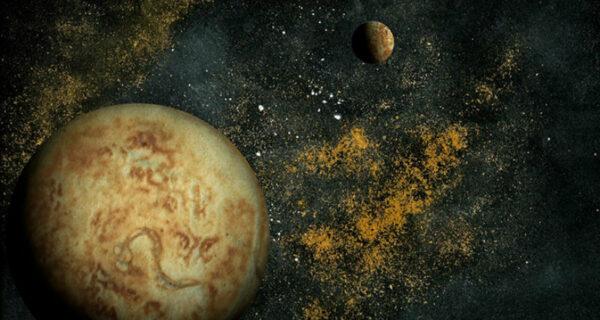 Фотографии космоса, на которых на самом деле изображена еда