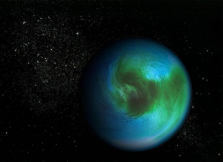Планета космического секса