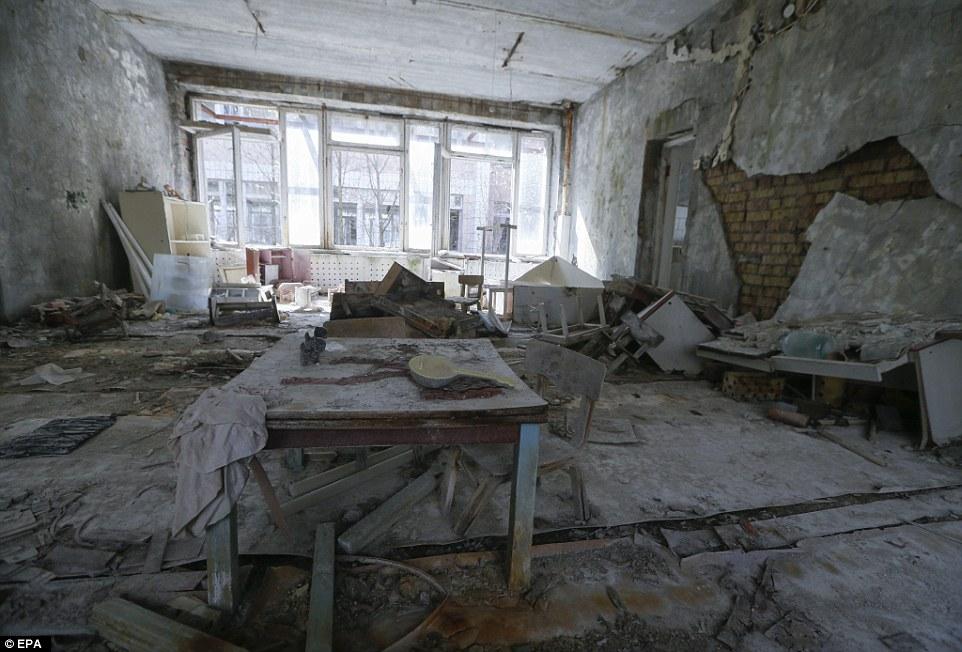 Чернобыль фото сейчас спустя много лет