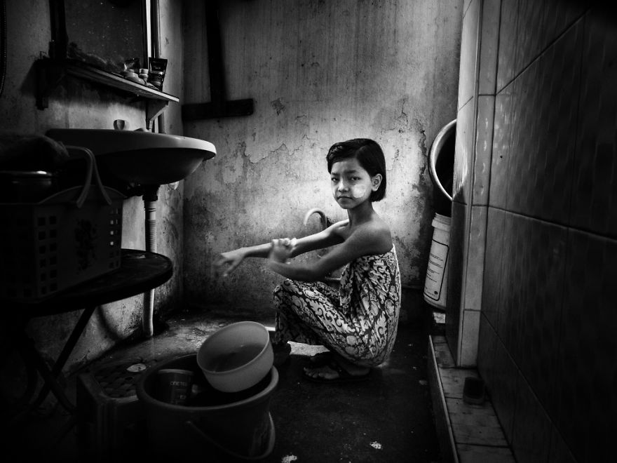 Little girl bathrooms
