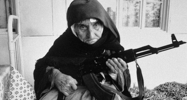 Как воевал Карабах: редкие фото 90‑х