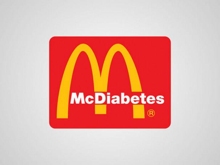Как выглядели бы известные логотипы, если бы раскрывали всю правду о своей продукции