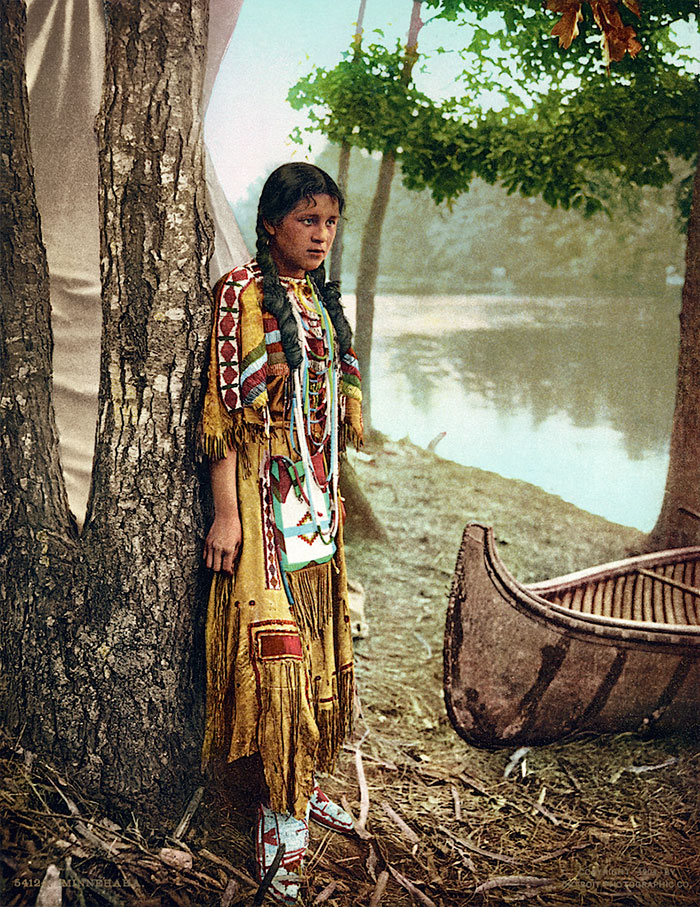 native american indians in the nineteenth century