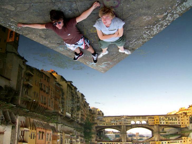 перспектива и ракурс в фотографии
