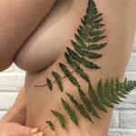 Невероятные татуировки, которые нельзя отличить от живых растений