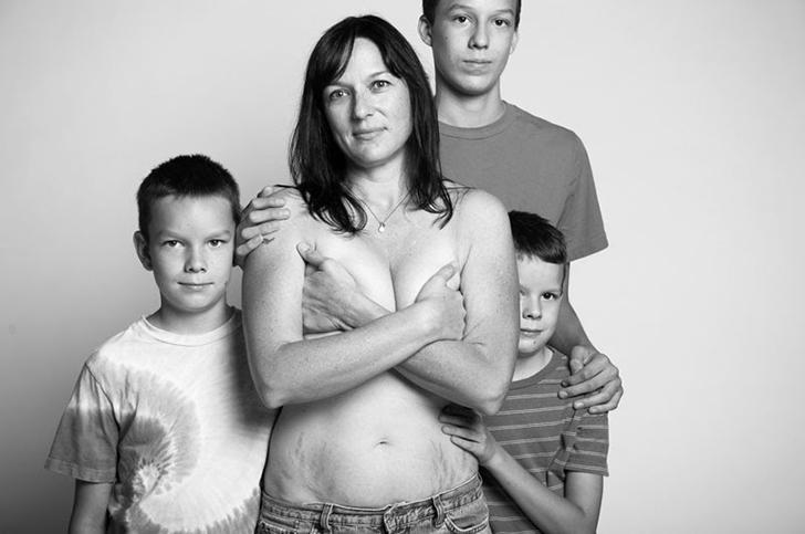 мать и сын трахнит