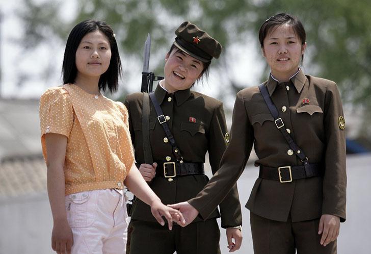Совершенно секретная повседневная жизнь армии Северной Кореи