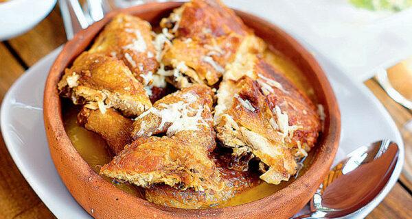 Топ‑9 национальной грузинской кухни