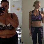 Девушка из Новой Зеландии сбросила 92 килограмма на пути к красивому телу