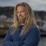 Один день рядом с великолепным викингом из Норвегии