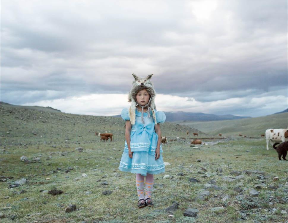 В далекой Монголии и без переводчика