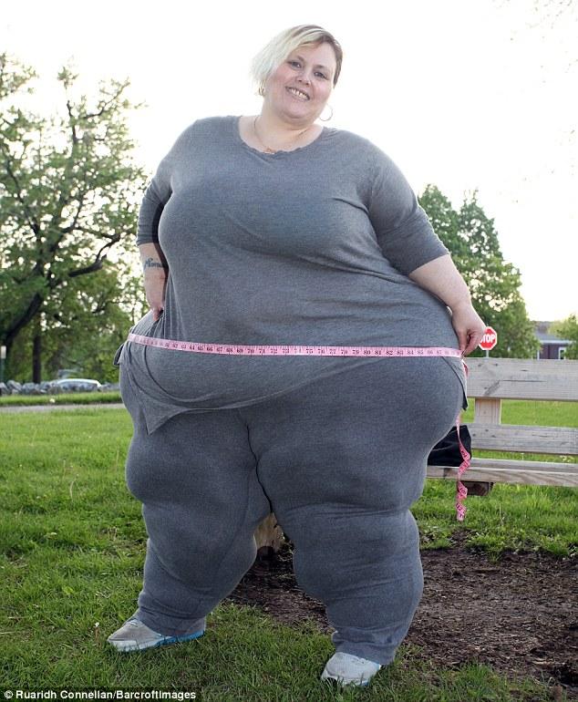 Фото жирная толстуха #8