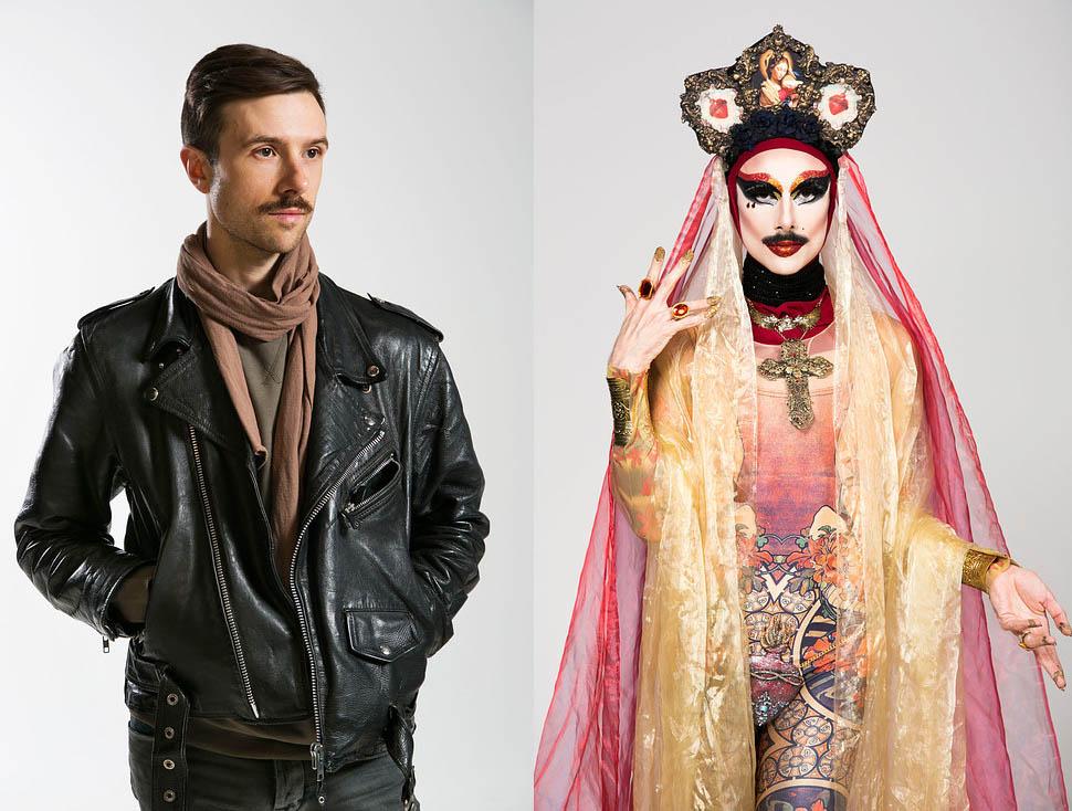Еврейские трансвеститы