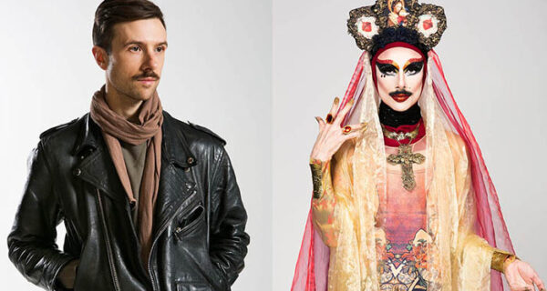 Что скрывается под маской трансвестита: семь парней в образе и в обычной жизни