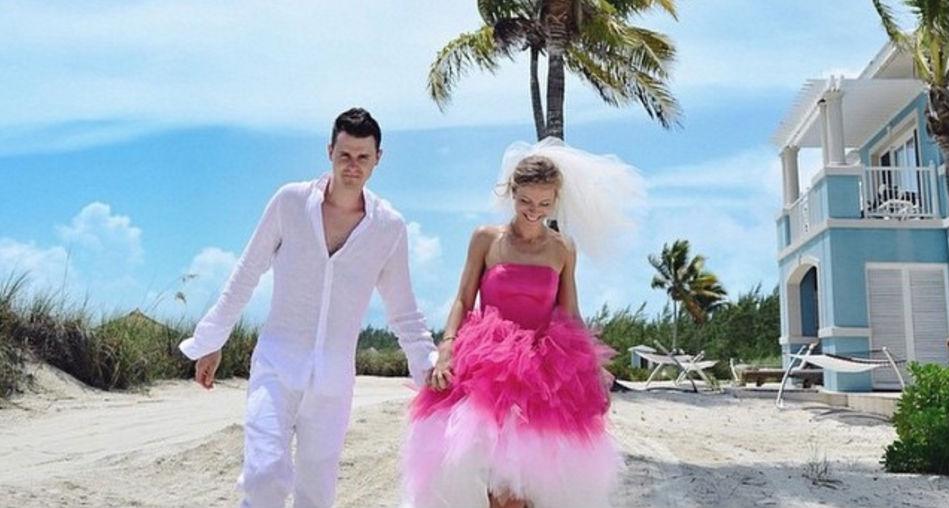 нестандартные свад платья