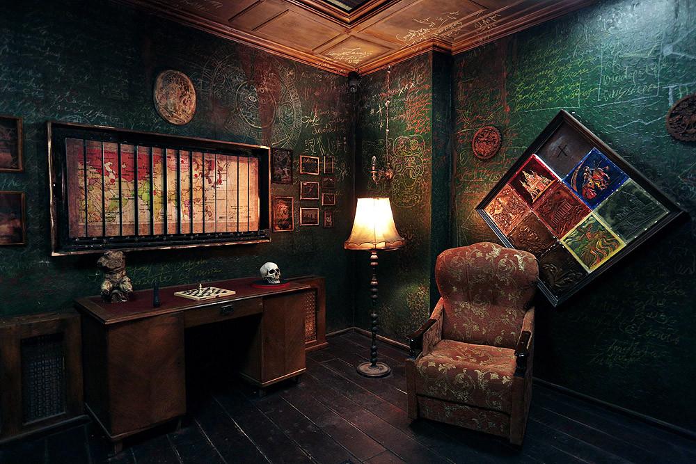 Квест комната как сделать