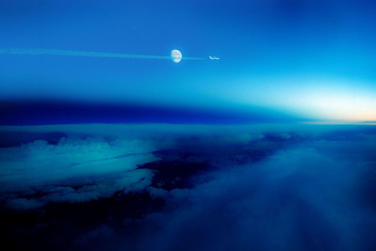 1010 Оказывается, пилоты пассажирских авиалайнеров — лучшие фотографы