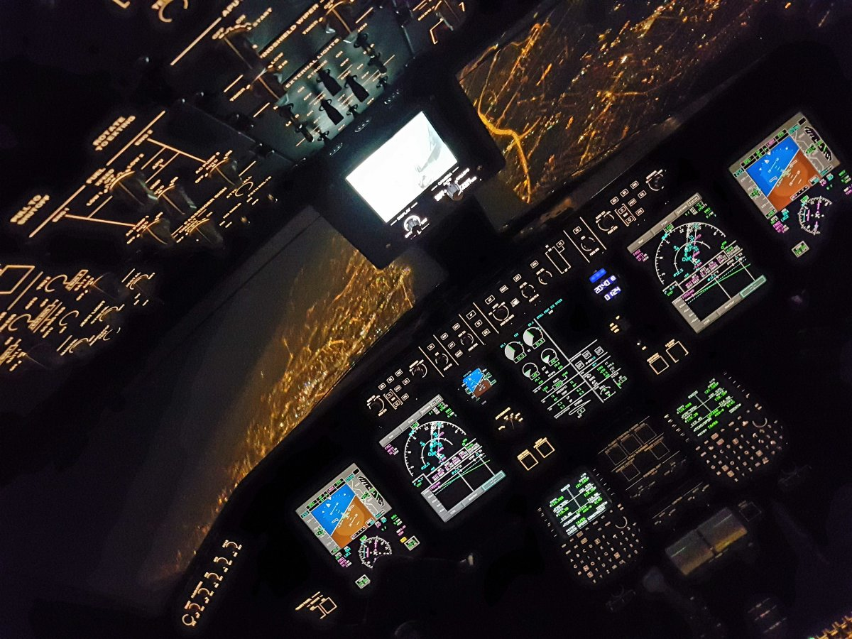 135 Оказывается, пилоты пассажирских авиалайнеров — лучшие фотографы