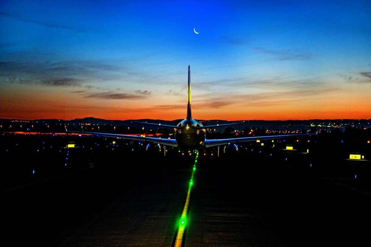 136 Оказывается, пилоты пассажирских авиалайнеров — лучшие фотографы