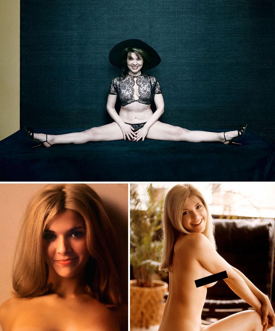 Плейбой фото девушка модель сосет транссексуала