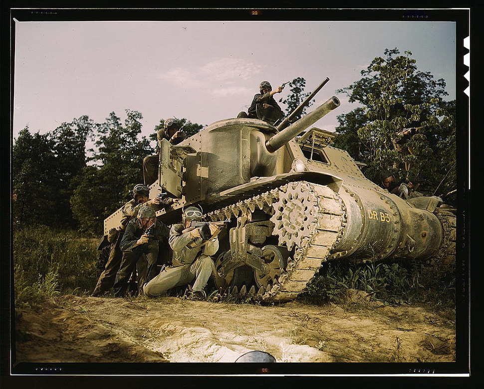 сам танки во второй мировой войне видео информация
